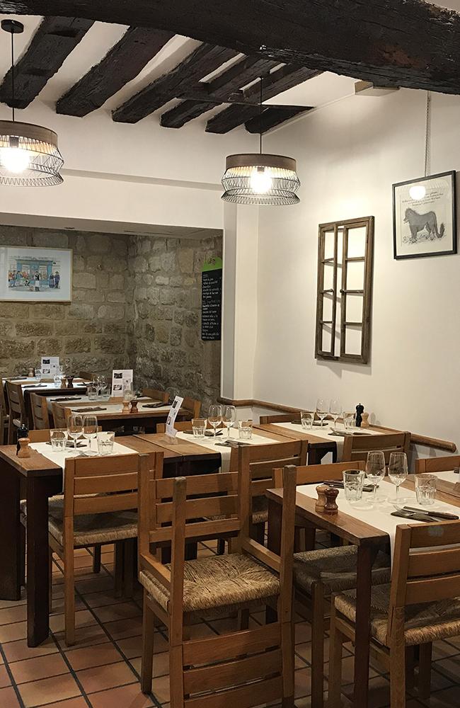 Maison de la Lozère - Restaurant